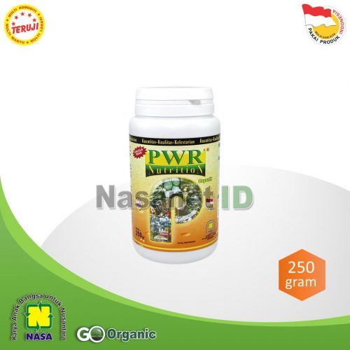 PWR NUTRITION Nasanet