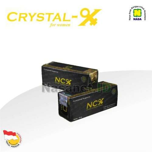 NCX Nasa Crystal X