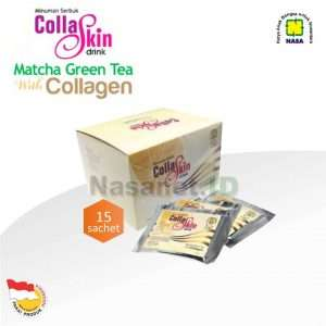Collaskin Drink Matcha