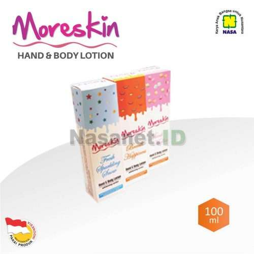 Moreskin Hand & Body Lotion